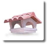 Comignoli in cemento e metallo inox modello Essecom
